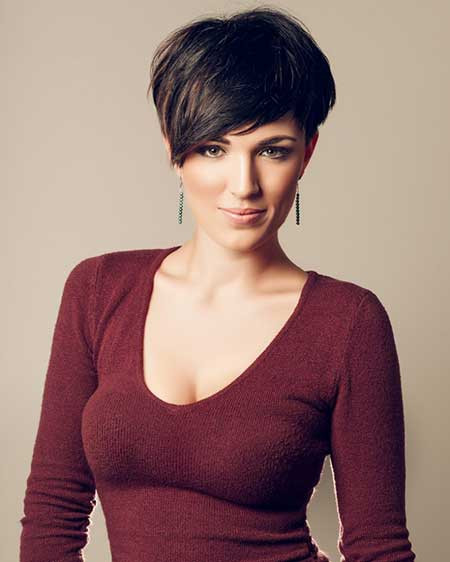 Best ideas about Cute Pixie Hairstyles . Save or Pin 35 Cute Short Haircuts 2014 Now.