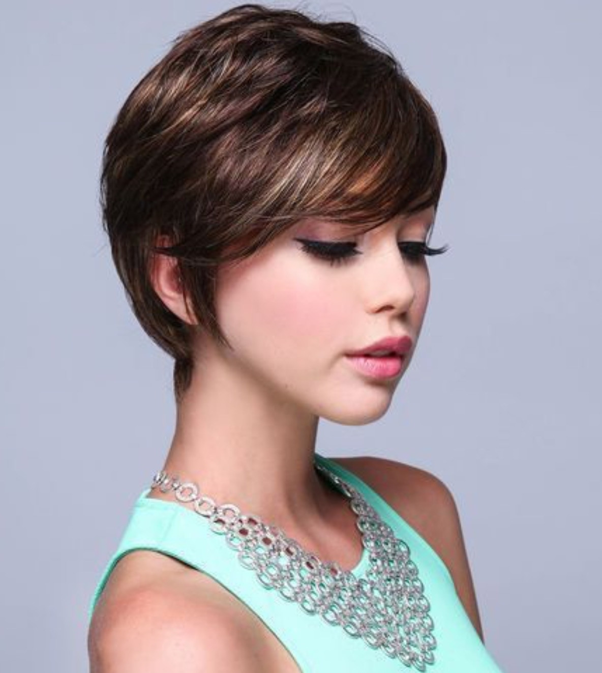 Best ideas about Cute Pixie Hairstyles . Save or Pin Top 15 of Cute Long Pixie Hairstyles Now.