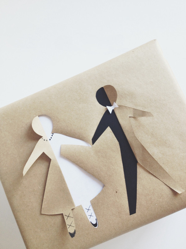 Best ideas about Cute Wedding Gift Ideas . Save or Pin 9 Cute DIY Gift Wrap Ideas All Gifts Considered Now.