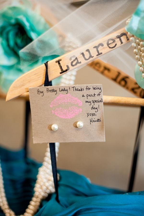 Best ideas about Cute Wedding Gift Ideas . Save or Pin DIY Cute And Personal Bridesmaid Gifts Weddbook Now.