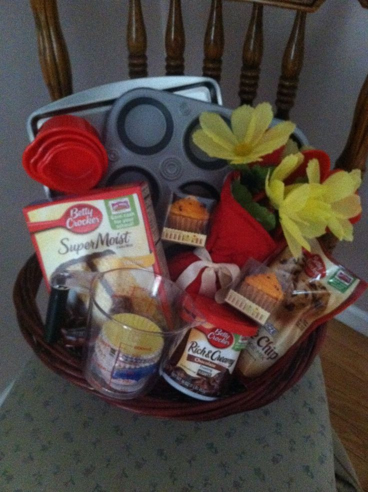 Best ideas about Cute Wedding Gift Ideas . Save or Pin 17 Best ideas about Cupcake Gift Baskets on Pinterest Now.
