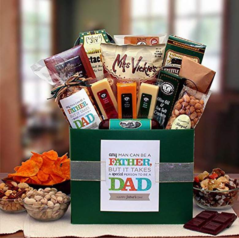 Best ideas about Dad Gift Basket Ideas . Save or Pin Top 10 Best Gourmet Food Gifts for Father's Day Now.