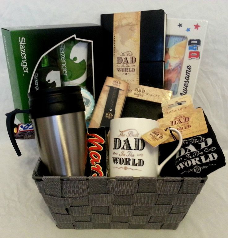 Best ideas about Dad Gift Basket Ideas . Save or Pin 17 Best ideas about Fathers Day Hampers on Pinterest Now.