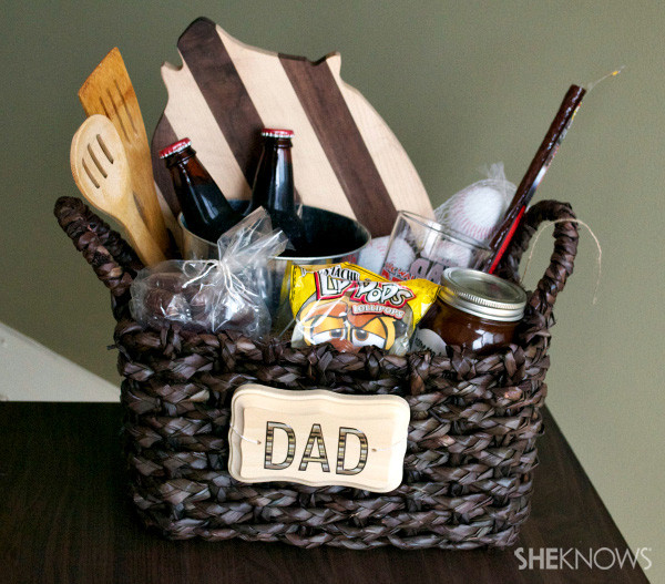 Best ideas about Dad Gift Basket Ideas . Save or Pin 50 DIY Father s Day Gift Ideas and Tutorials Hative Now.
