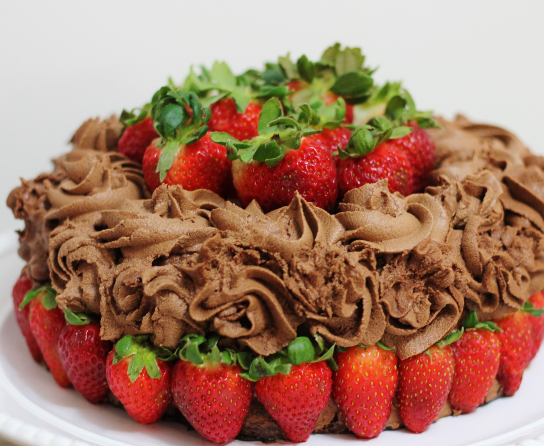 Best ideas about Dairy Free Birthday Cake . Save or Pin The Ultimate Chocolate Birthday Cake gluten free dairy Now.