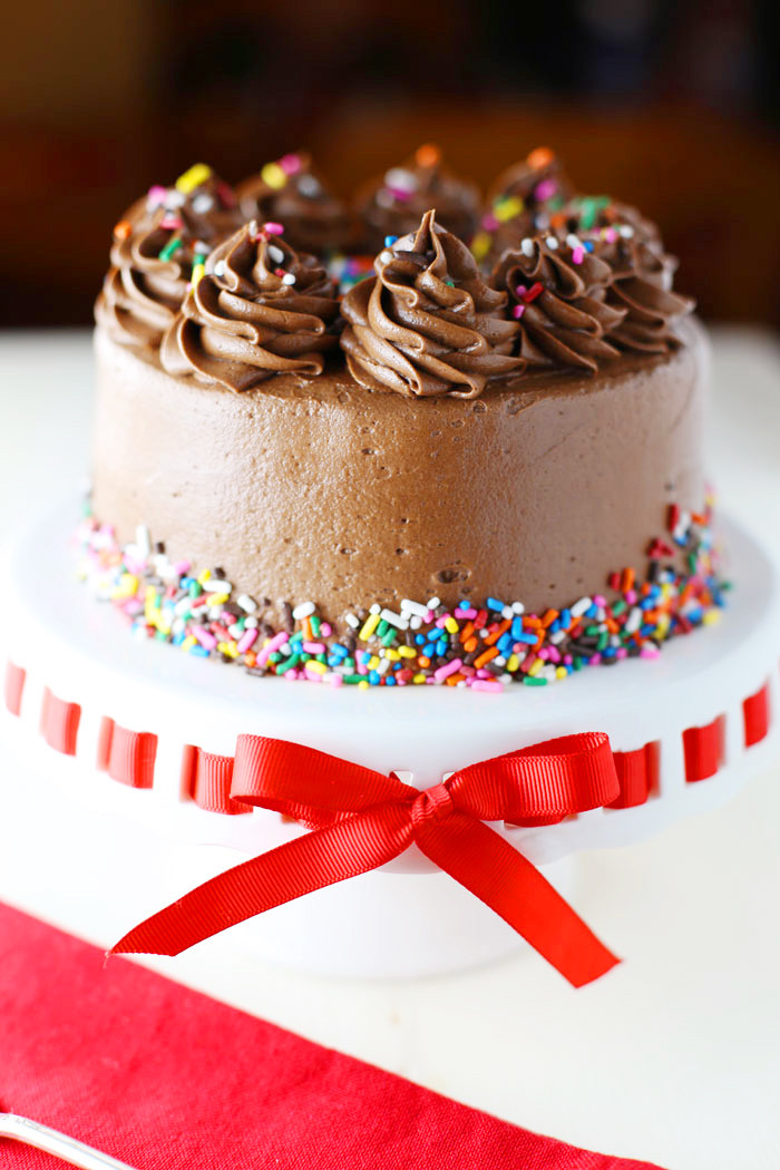 Best ideas about Dairy Free Birthday Cake . Save or Pin Best Gluten Free Dairy Free Chocolate Cake Mom Loves Baking Now.
