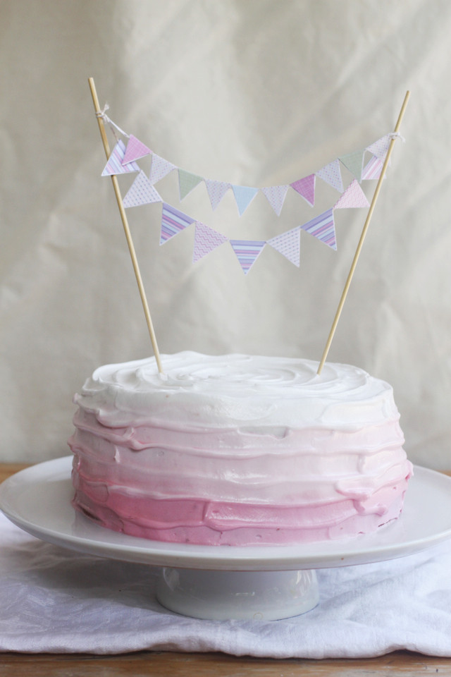 Best ideas about Dairy Free Birthday Cake . Save or Pin Four ingre nt gluten & dairy free birthday cake Now.