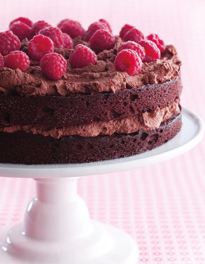 Best ideas about Dairy Free Birthday Cake . Save or Pin Gluten Free Chocolate Birthday Cake Recipe Now.