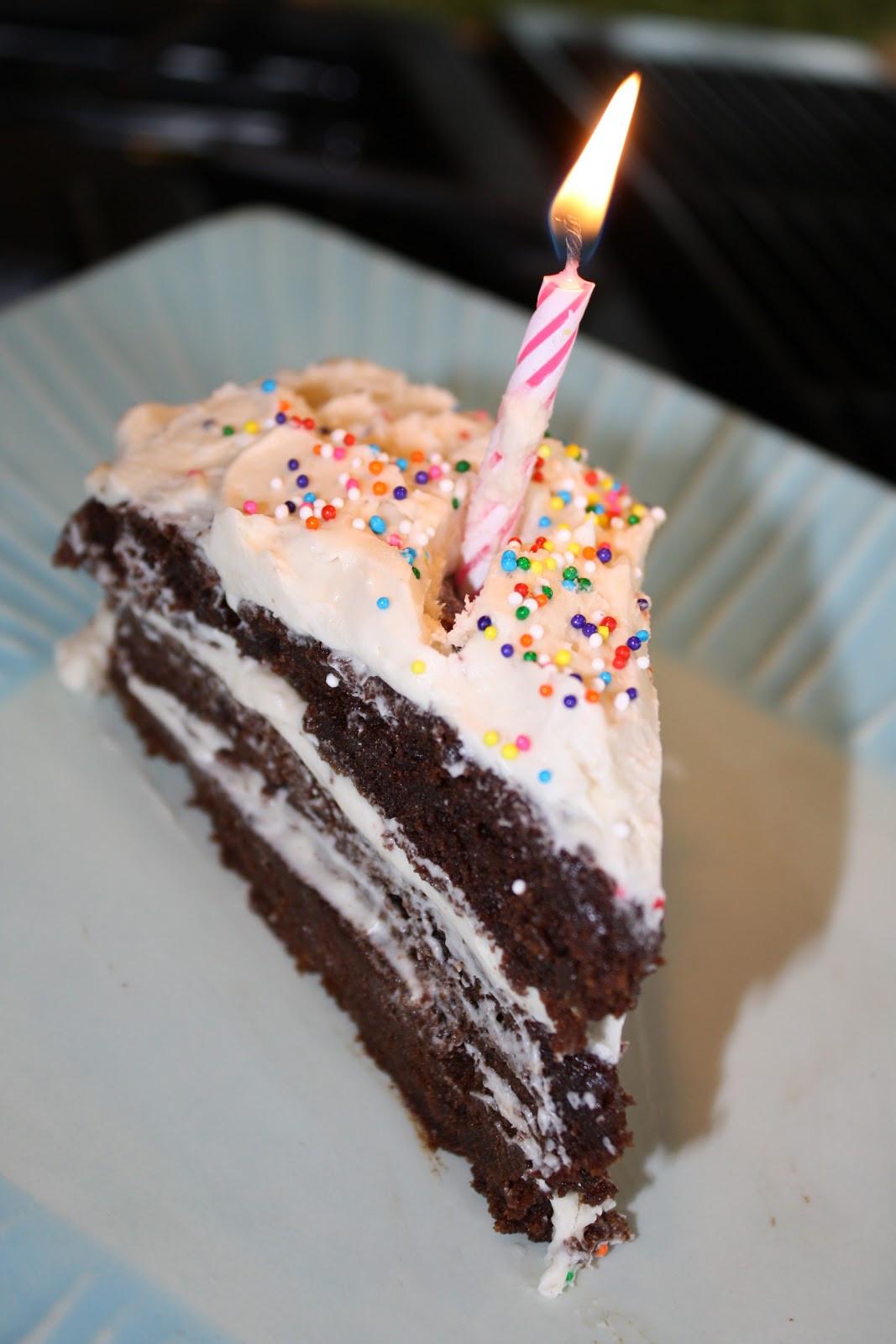 Best ideas about Dairy Free Birthday Cake . Save or Pin Perfect Gluten Free Vegan Chocolate Birthday Cake Tessa Now.