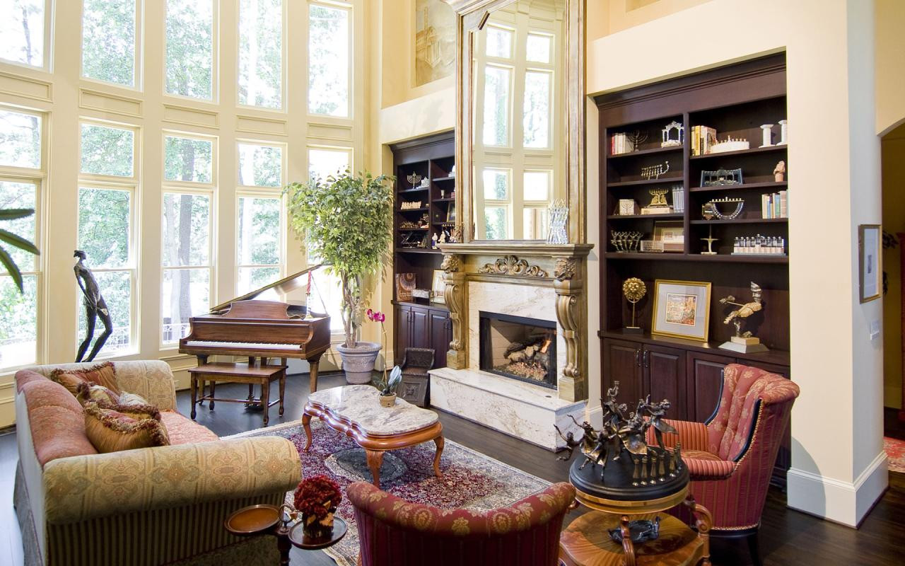 Best ideas about Decorating A Living Room . Save or Pin Living Room Decorating Ideas With 15 s Now.