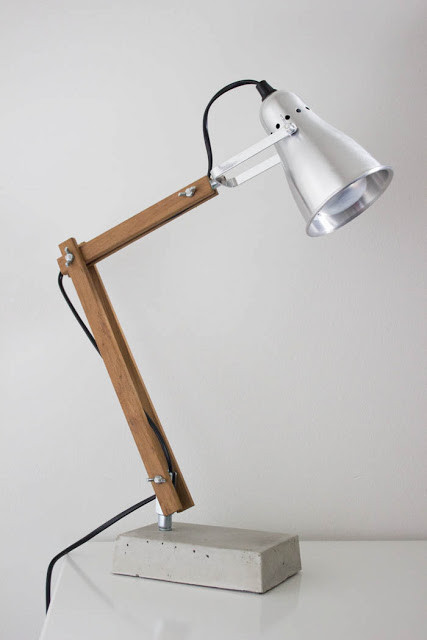 Best ideas about Desk Lamps Ikea . Save or Pin Industrial Style Desk Lamp With Ikea Fas IKEA Hackers Now.