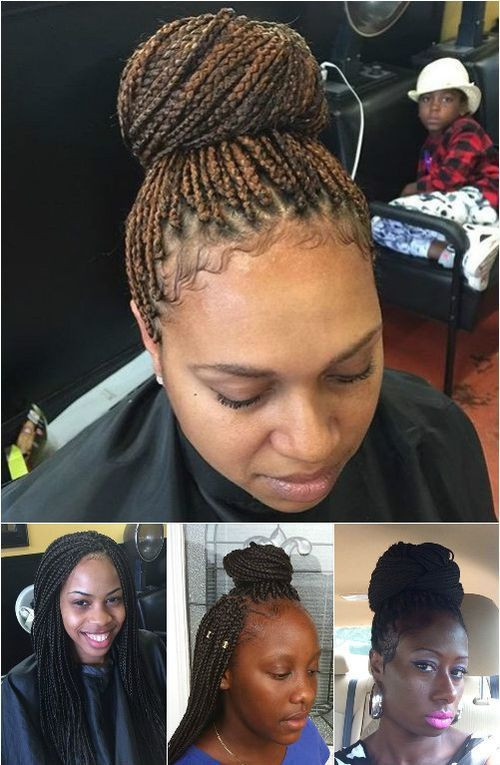 Best ideas about Different Hairstyles For Box Braids . Save or Pin 50 Exquisite Box Braids Hairstyles To Do Yourself Now.