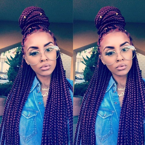 Best ideas about Different Hairstyles For Box Braids . Save or Pin 7 Different Box Braids Hairstyles for Black Women Not You Now.
