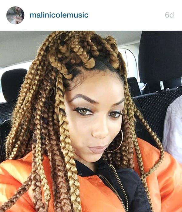 Best ideas about Different Hairstyles For Box Braids . Save or Pin home improvement Box braids hairstyles Hairstyle Now.