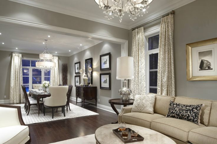 Best ideas about Dining Room Accent Wall . Save or Pin Decorate The Wall Near Your Dining Table Now.