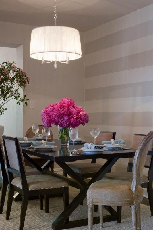 Best ideas about Dining Room Accent Wall . Save or Pin Dining Room Accent Wall – Ideas for Color bination Now.