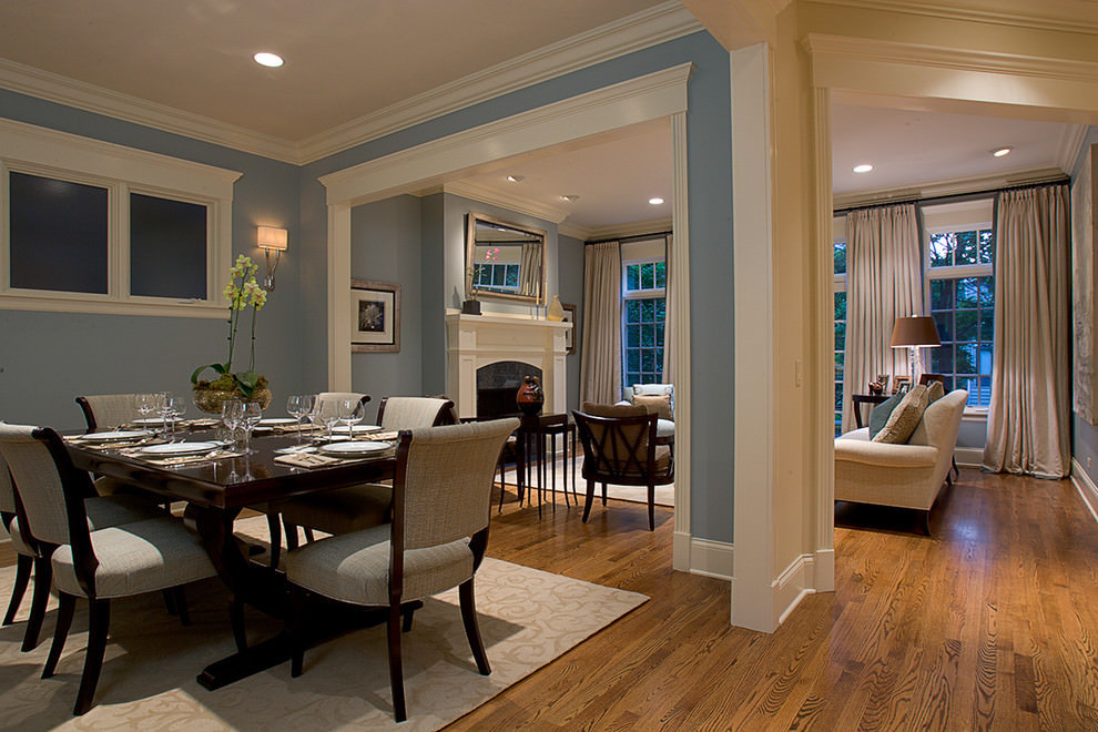 Best ideas about Dining Room Design Ideas . Save or Pin 15 Traditional Dining Room Designs Now.