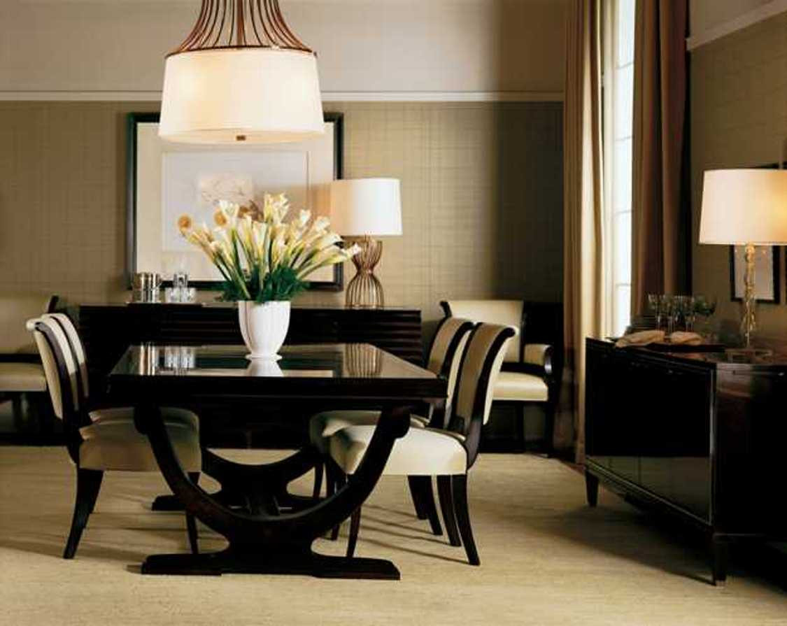 Best ideas about Dining Room Design Ideas . Save or Pin Dining Room Wall Decorating Ideas Pinterest Now.
