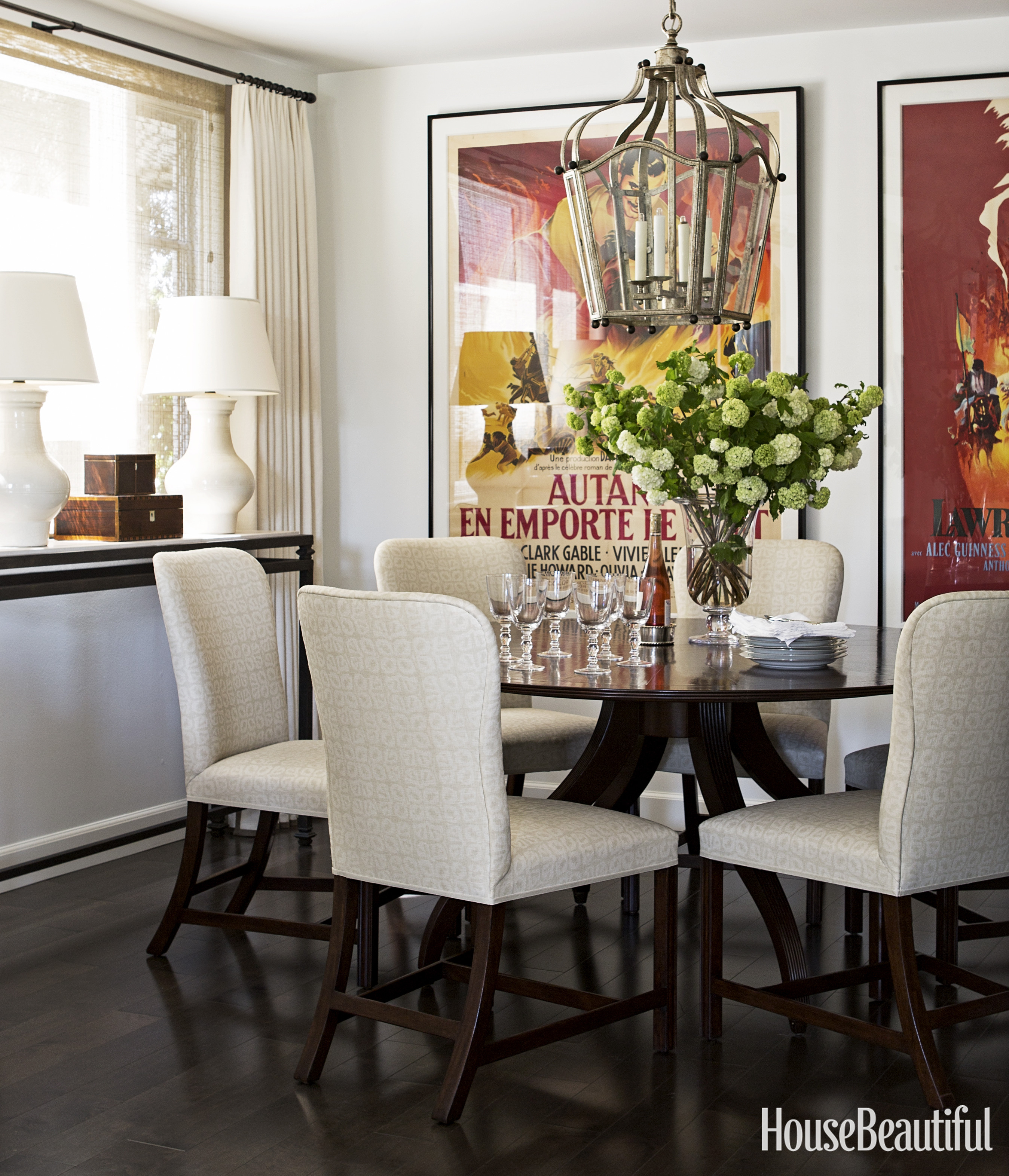 Best ideas about Dining Room Design Ideas . Save or Pin 50 Dining Room Decorating Ideas and Now.