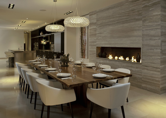 Best ideas about Dining Room Design Ideas . Save or Pin 30 Modern Dining Rooms Design Ideas Now.