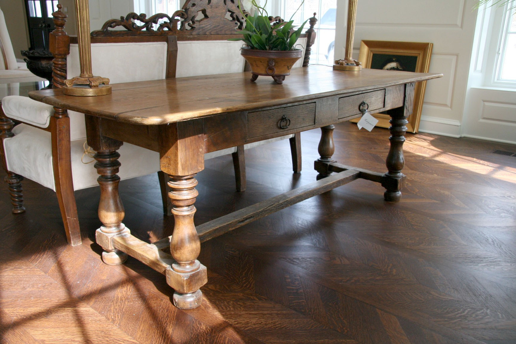 Best ideas about Dining Room Table Legs . Save or Pin Antique Dining Table Legs Dining room ideas Now.