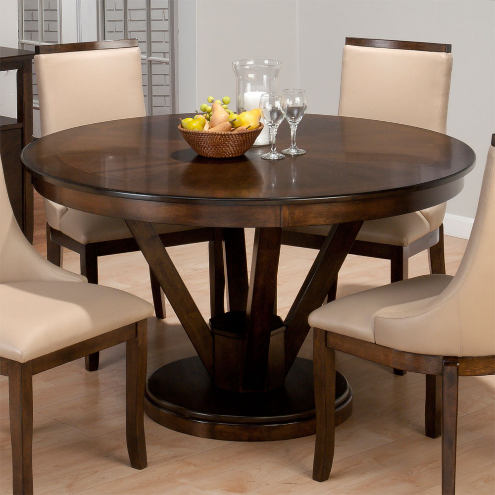 Best ideas about Dining Room Table Legs . Save or Pin Dining Room Excellent Dining Room Design With Round Now.