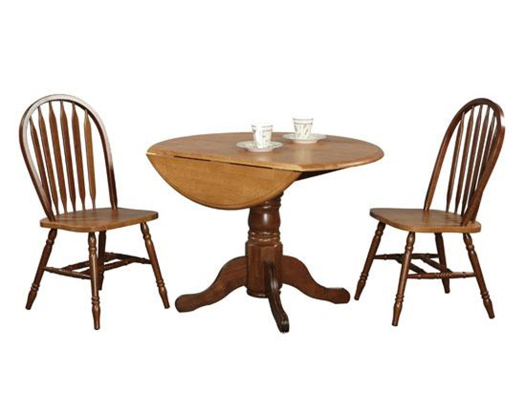 Best ideas about Dining Room Table With Leaf . Save or Pin Round Dining Room Tables With Leaf Now.