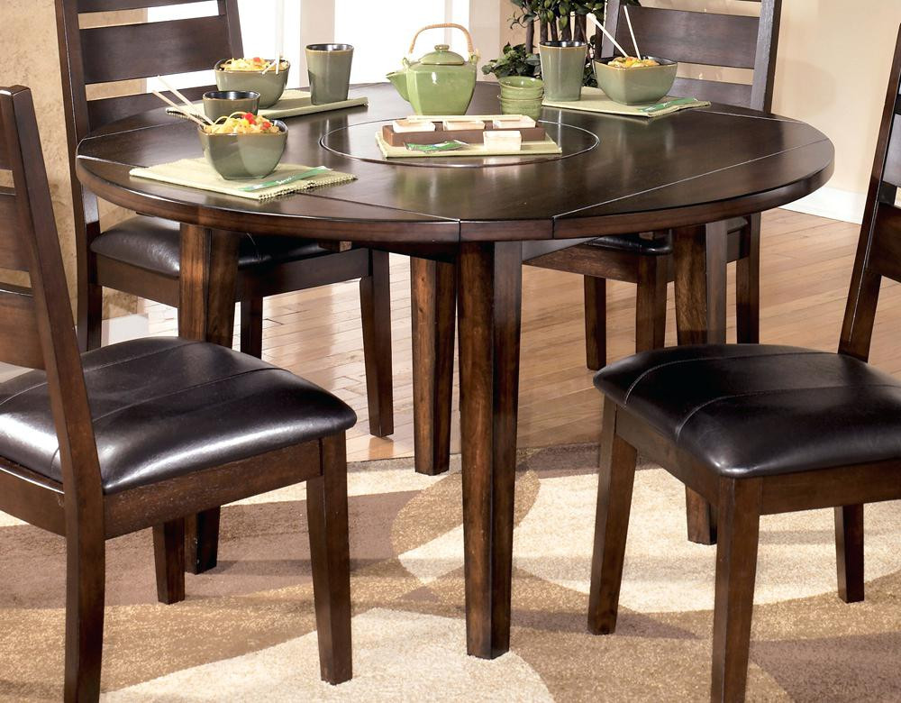 Best ideas about Dining Room Table With Leaf . Save or Pin Round Dining Tables With Leaf Thetastingroomnyc Now.