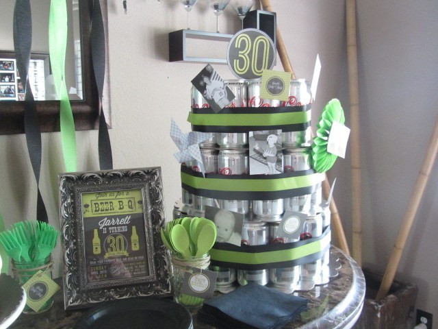 Best ideas about Dirty 30 Birthday Decorations . Save or Pin 30th Birthday Party The Dirty 30 B Lovely Events Now.