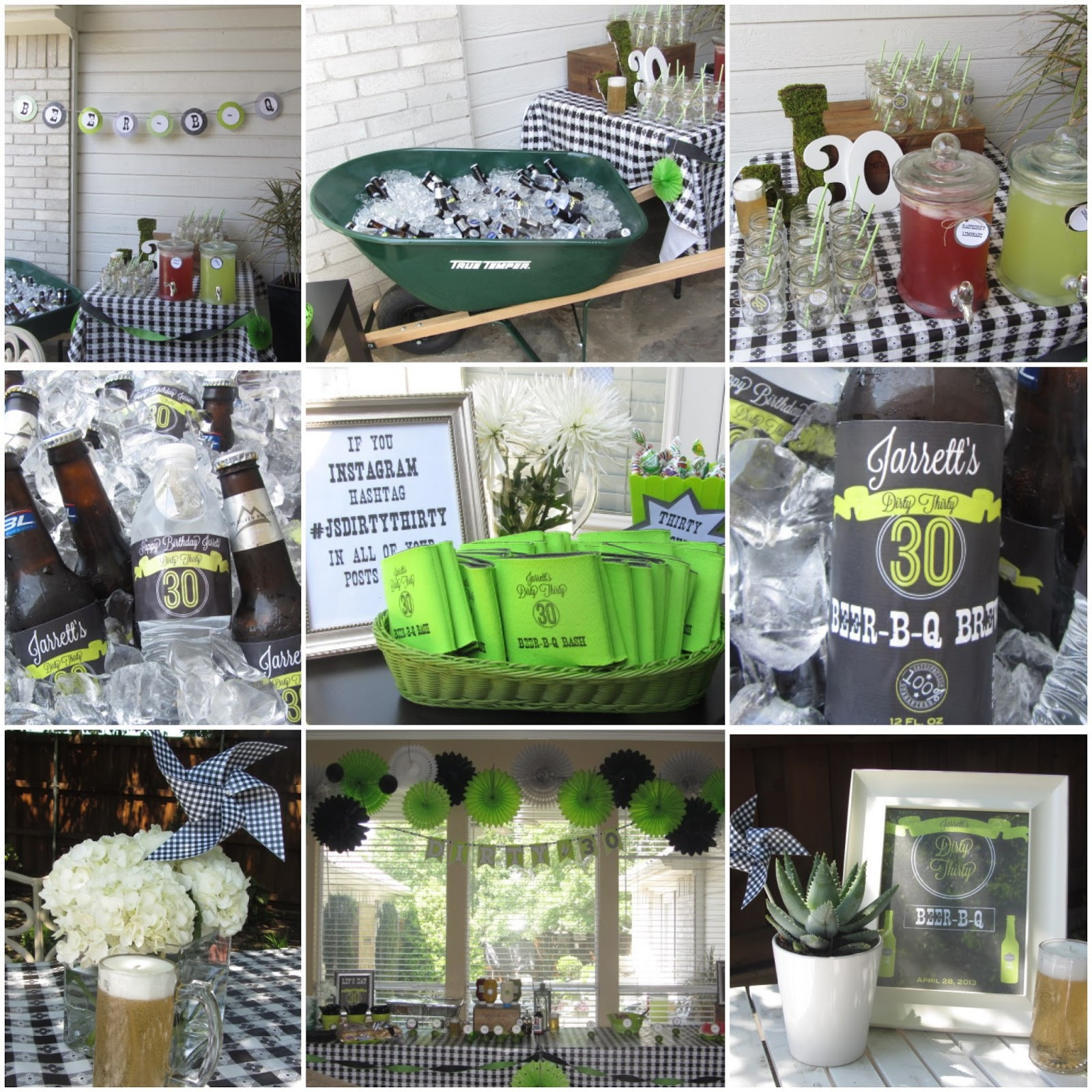 Best ideas about Dirty 30 Birthday Decorations . Save or Pin & Baby G Makes Three J s Dirty 30 Now.