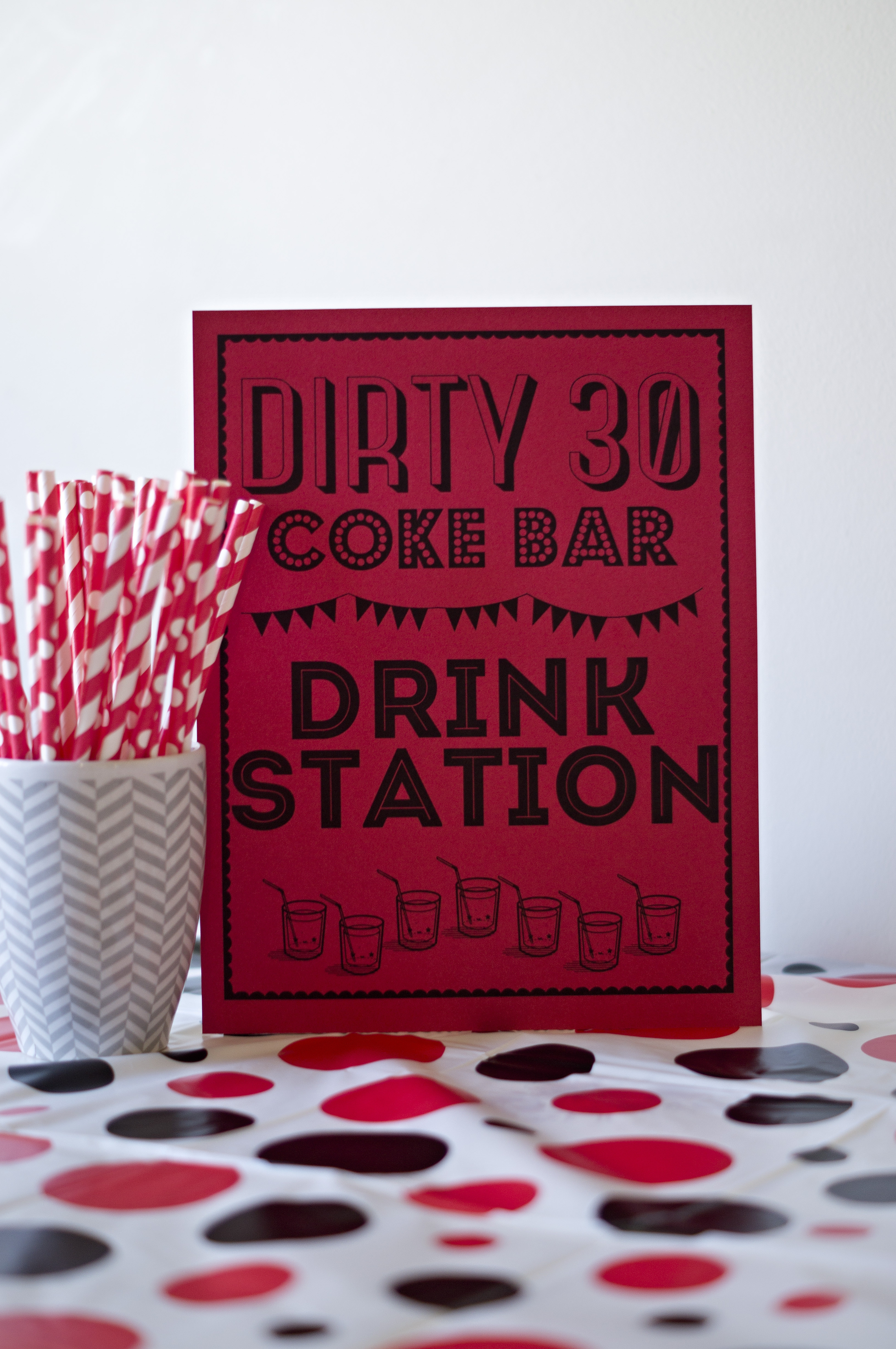 Best ideas about Dirty 30 Birthday Decorations . Save or Pin Dirty 30 Birthday Party Now.