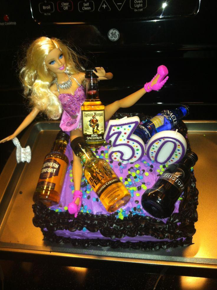Best ideas about Dirty 30 Birthday Decorations . Save or Pin 30th Birthday Party Cake Ideas Now.
