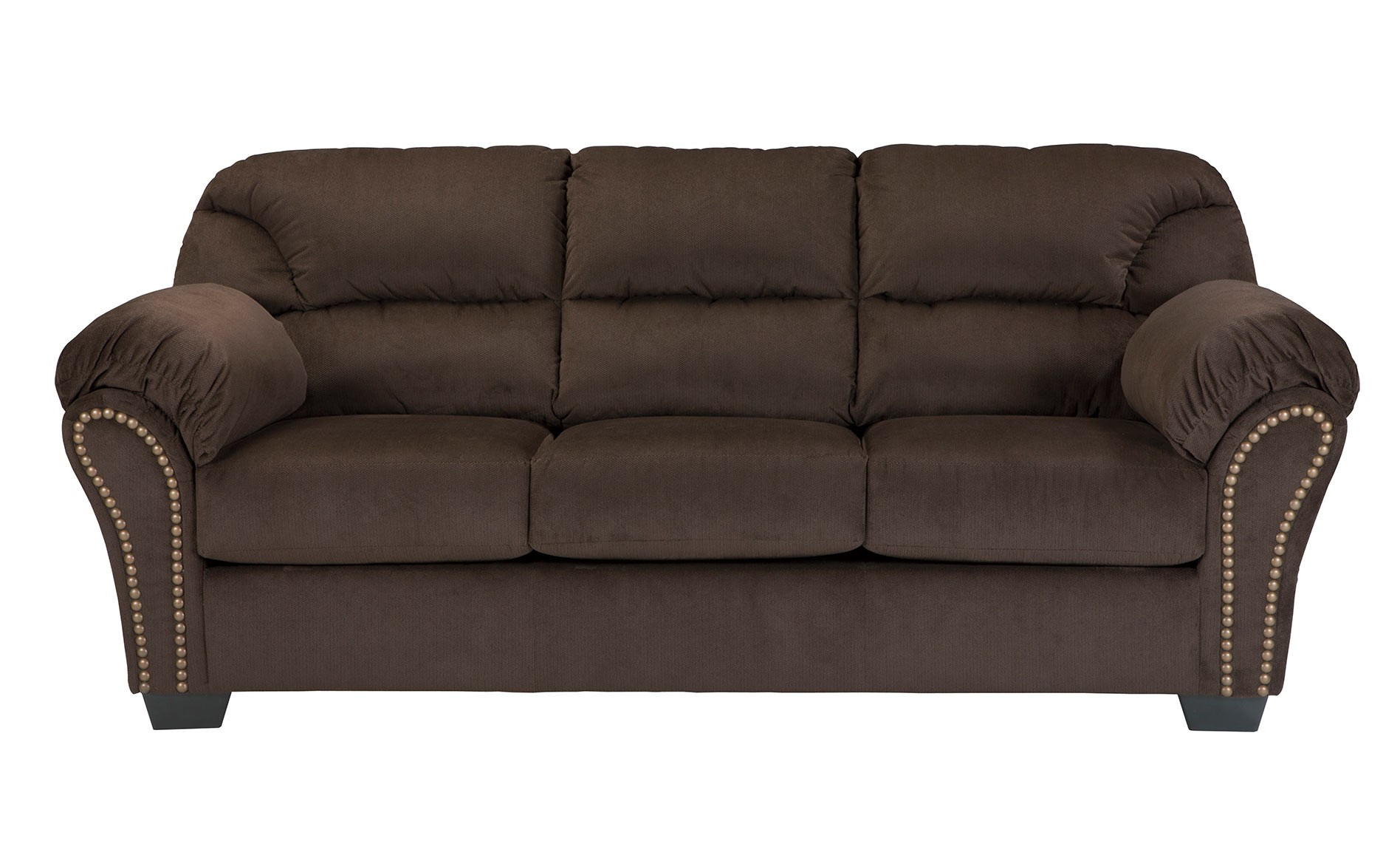Best ideas about Discount Sleep Sofa . Save or Pin Kinlock Chocolate Full Sofa Sleeper Now.