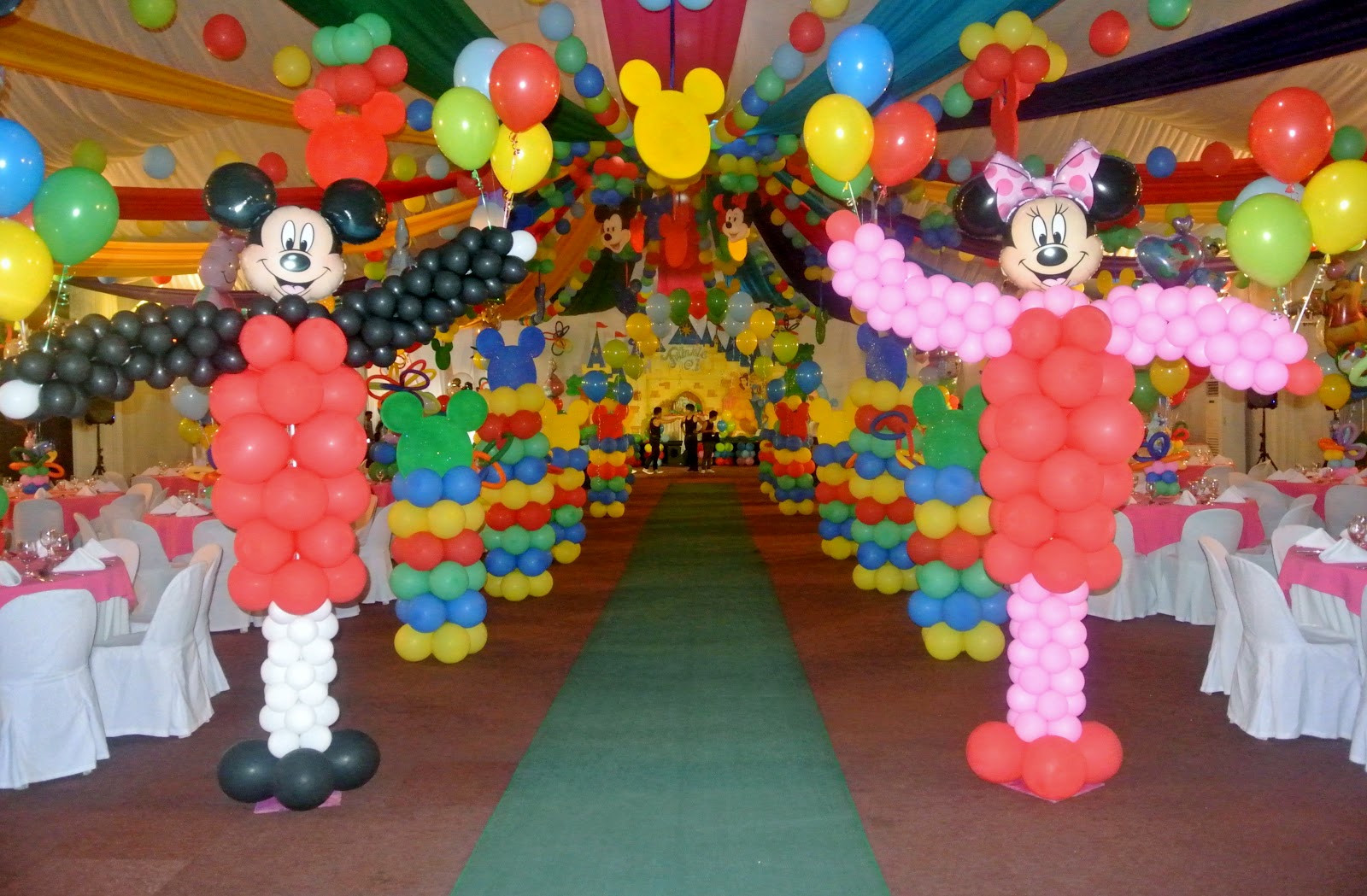 Best ideas about Disneyland Birthday Party . Save or Pin Parties by Agel Disneyland Theme Party Now.
