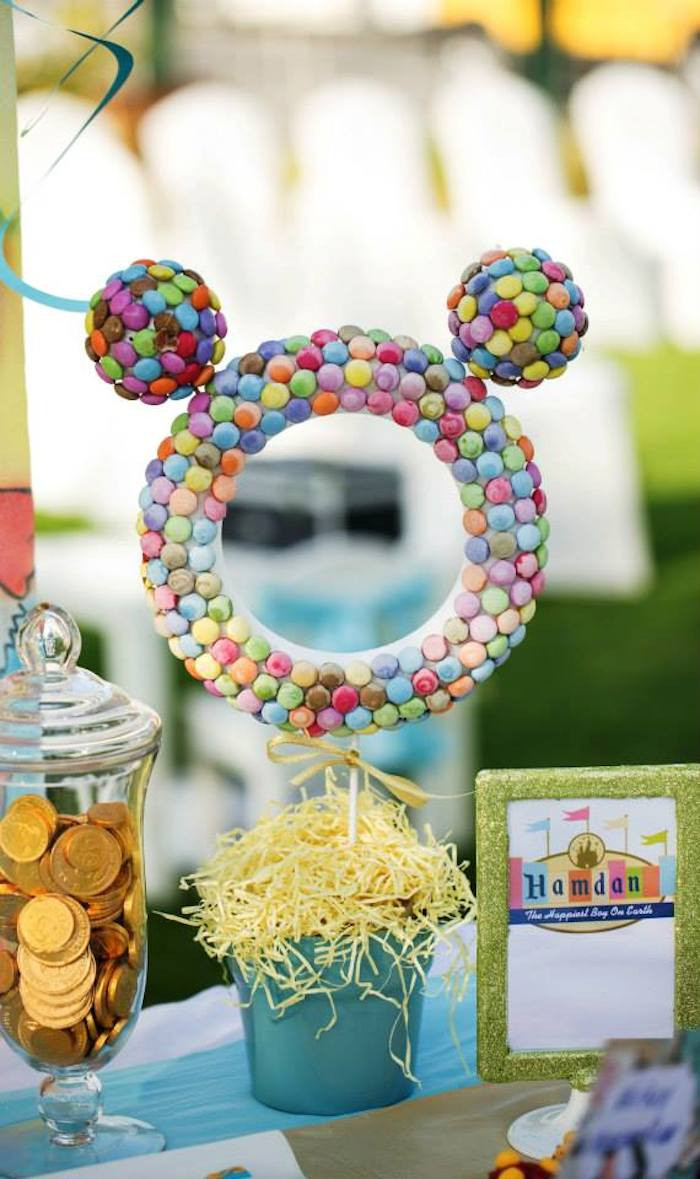 Best ideas about Disneyland Birthday Party . Save or Pin Kara s Party Ideas Disneyland themed birthday party via Now.