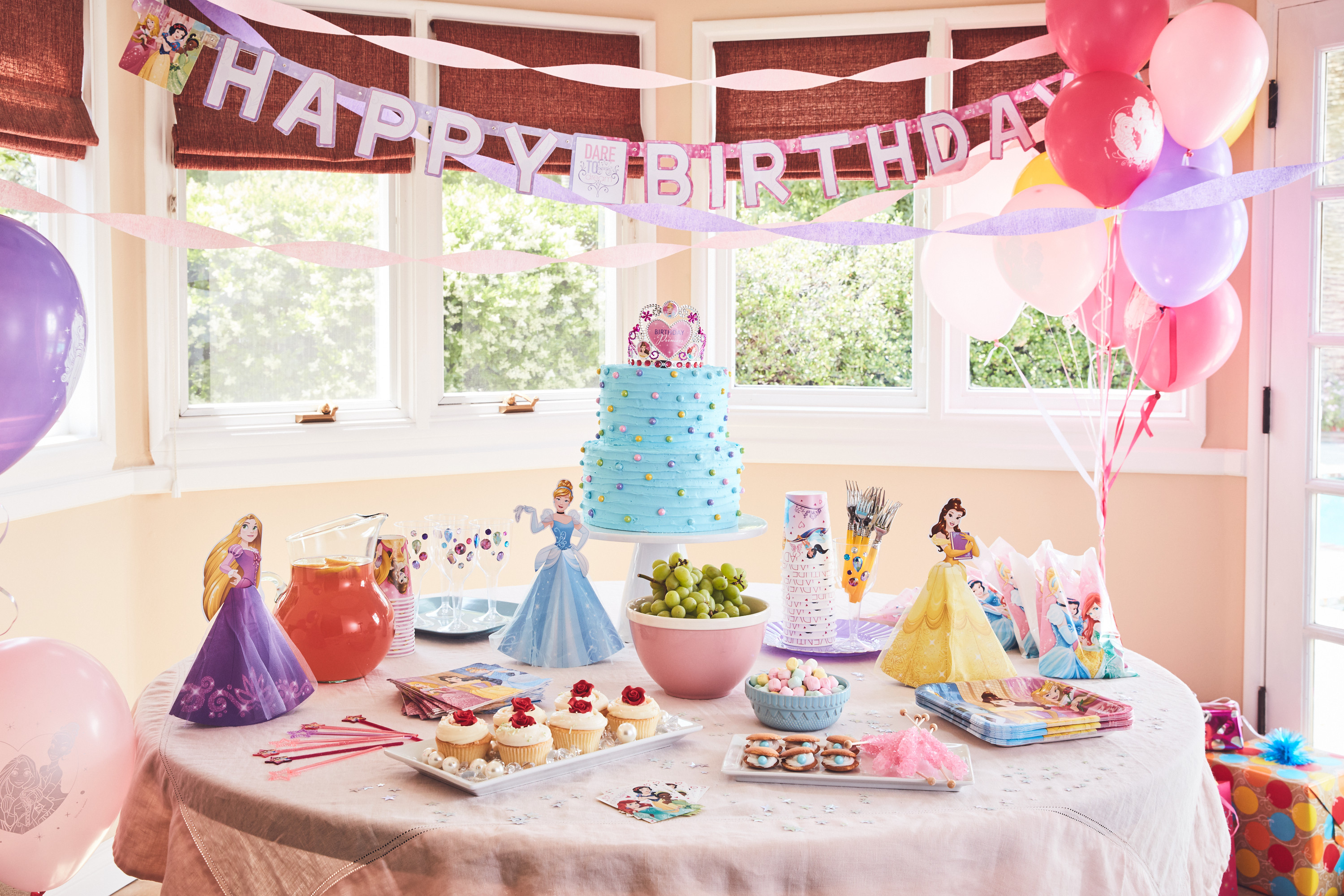 Best ideas about Disneyland Birthday Party . Save or Pin Disney Princess Birthday Party Now.