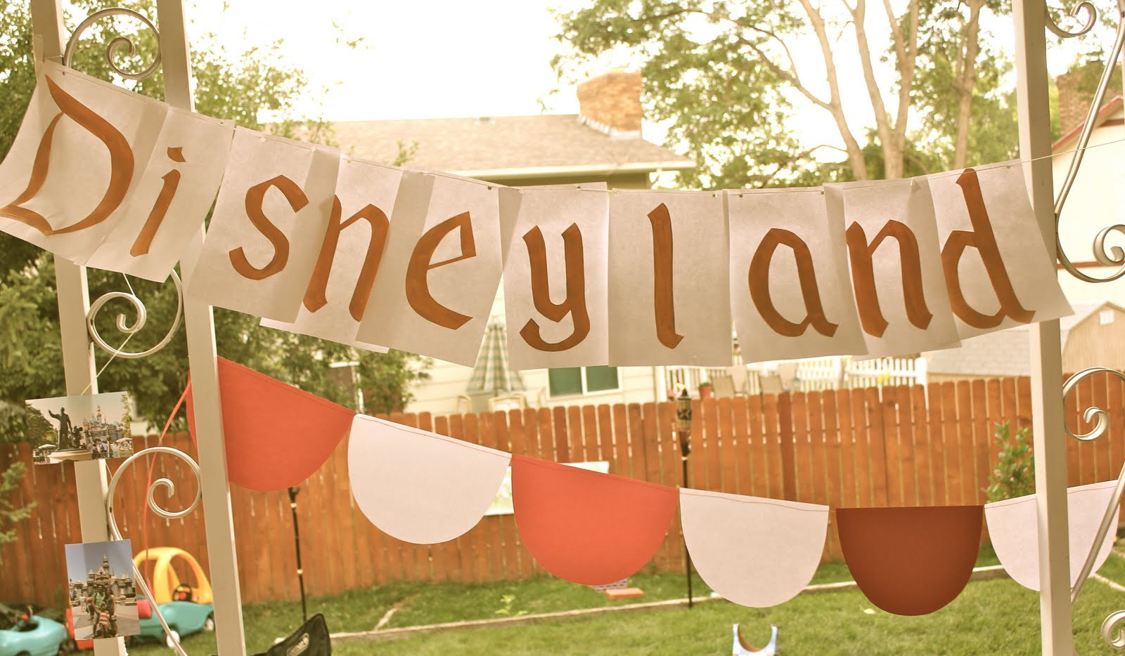 Best ideas about Disneyland Birthday Party . Save or Pin meg andy A Disneyland Party Now.