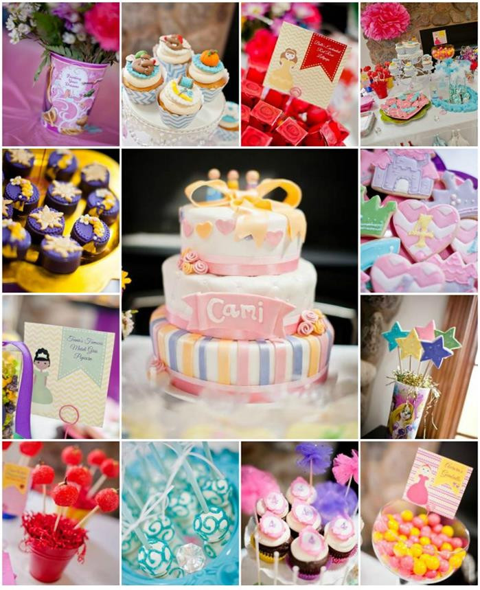 Best ideas about Disneyland Birthday Party . Save or Pin Kara s Party Ideas Disney Princess Birthday Party Planning Now.