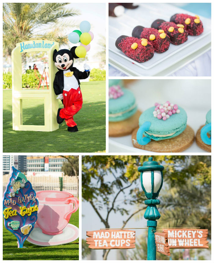 Best ideas about Disneyland Birthday Party . Save or Pin Kara s Party Ideas Disneyland Themed Birthday Party Now.