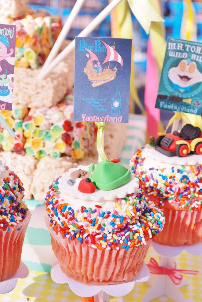 Best ideas about Disneyland Birthday Party . Save or Pin Kara s Party Ideas Vintage Disneyland Party Planning Ideas Now.