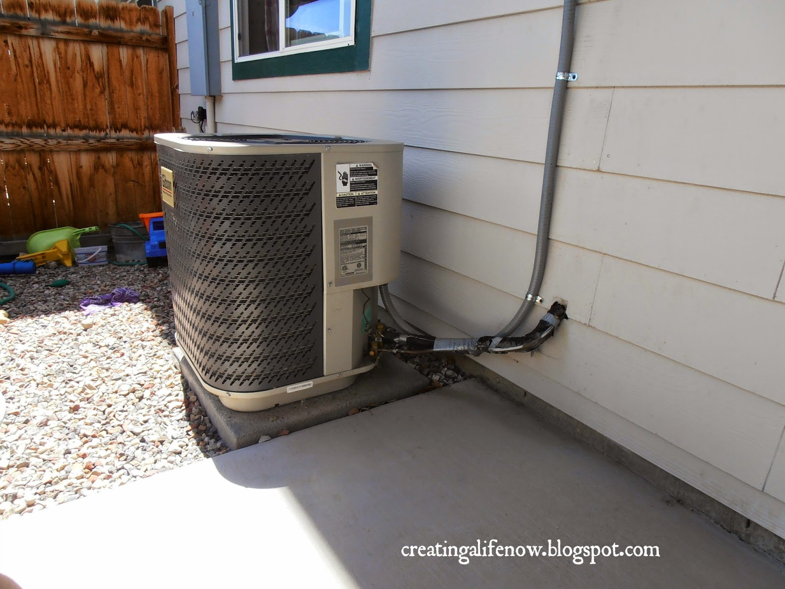 Best ideas about DIY Air Conditioning Unit . Save or Pin Creating A Life No Money DIY Air Conditioner Screen Now.