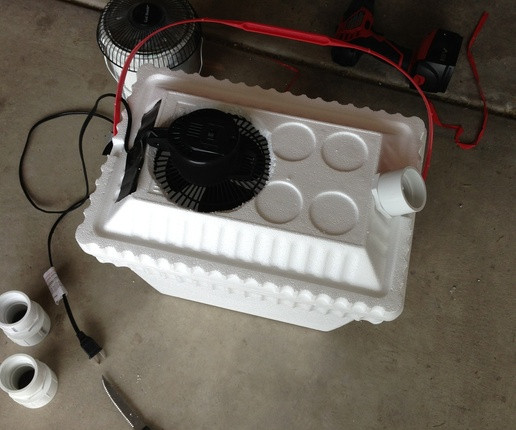 Best ideas about DIY Air Conditioning Unit . Save or Pin 15 DIY Air Conditioner An Easy Way To Beat The Heat Now.