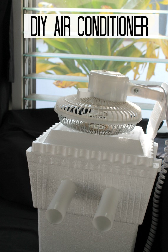 Best ideas about DIY Air Conditioning Unit . Save or Pin DIY Air Conditioner Now.