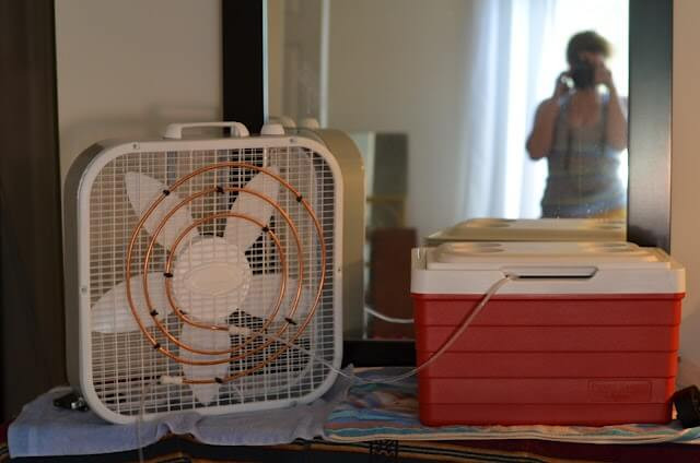 Best ideas about DIY Air Conditioning Unit . Save or Pin DIY Air Conditioner Easy and Affordable Option Now.