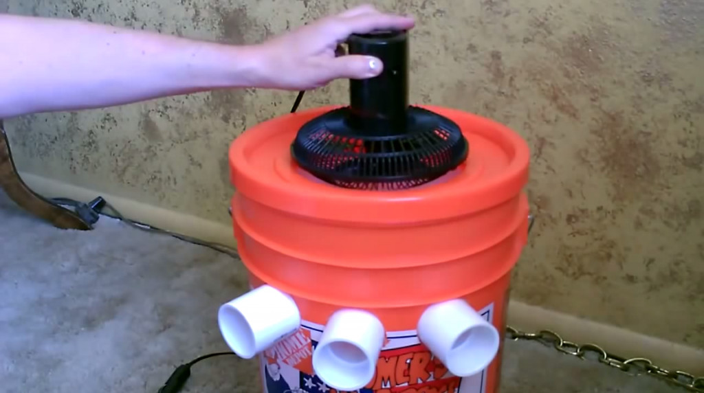 Best ideas about DIY Air Conditioning Unit . Save or Pin Easily Create Your Own Air Conditioner For Just $20 Wow Now.