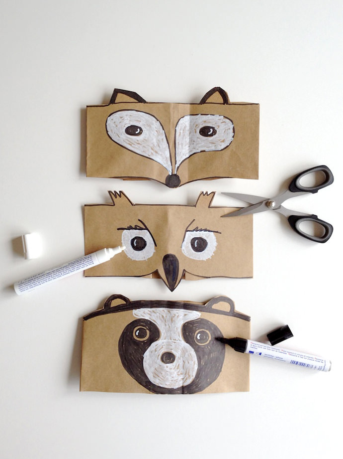 Best ideas about DIY Animal Masks . Save or Pin DIY Leaf Crowns and Animal Masks Now.