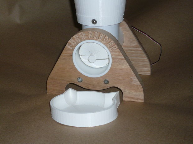 Best ideas about DIY Automatic Dog Feeder . Save or Pin Pet Feeder Now.