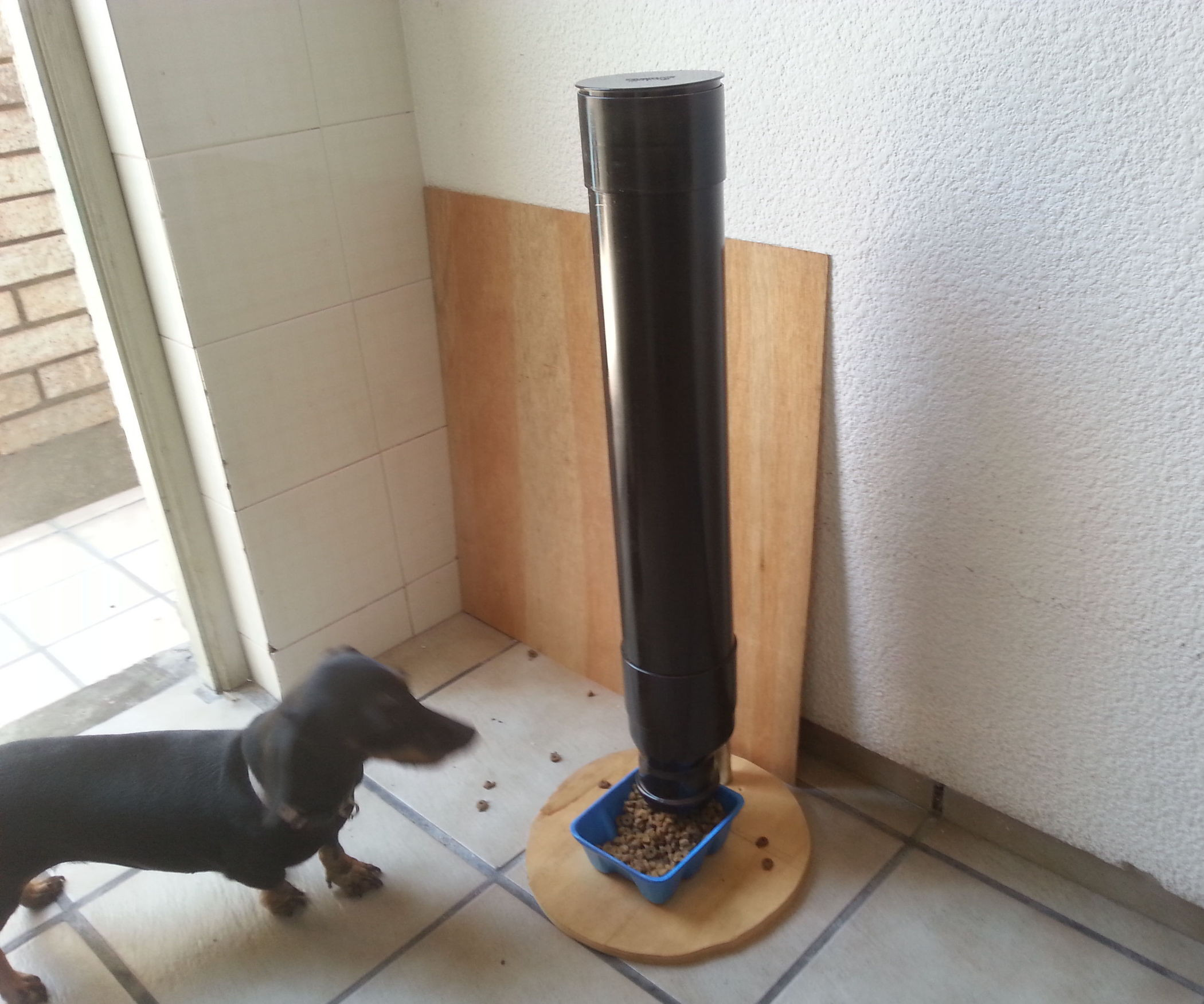 Best ideas about DIY Automatic Dog Feeder . Save or Pin Auto Pet Feeder 4 Steps Now.