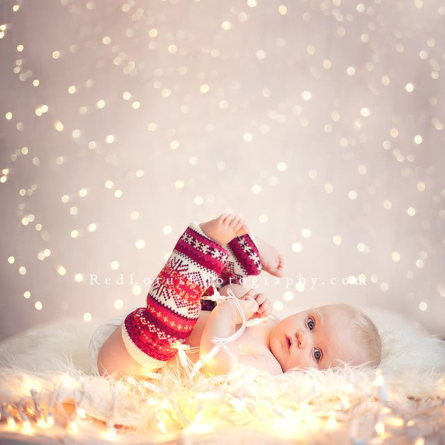 Best ideas about DIY Baby Christmas Pictures . Save or Pin 25 Fun Christmas Card Ideas My Life and Kids Now.