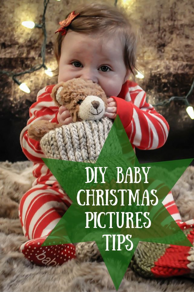 Best ideas about DIY Baby Christmas Pictures . Save or Pin Best 25 Baby christmas photos ideas on Pinterest Now.